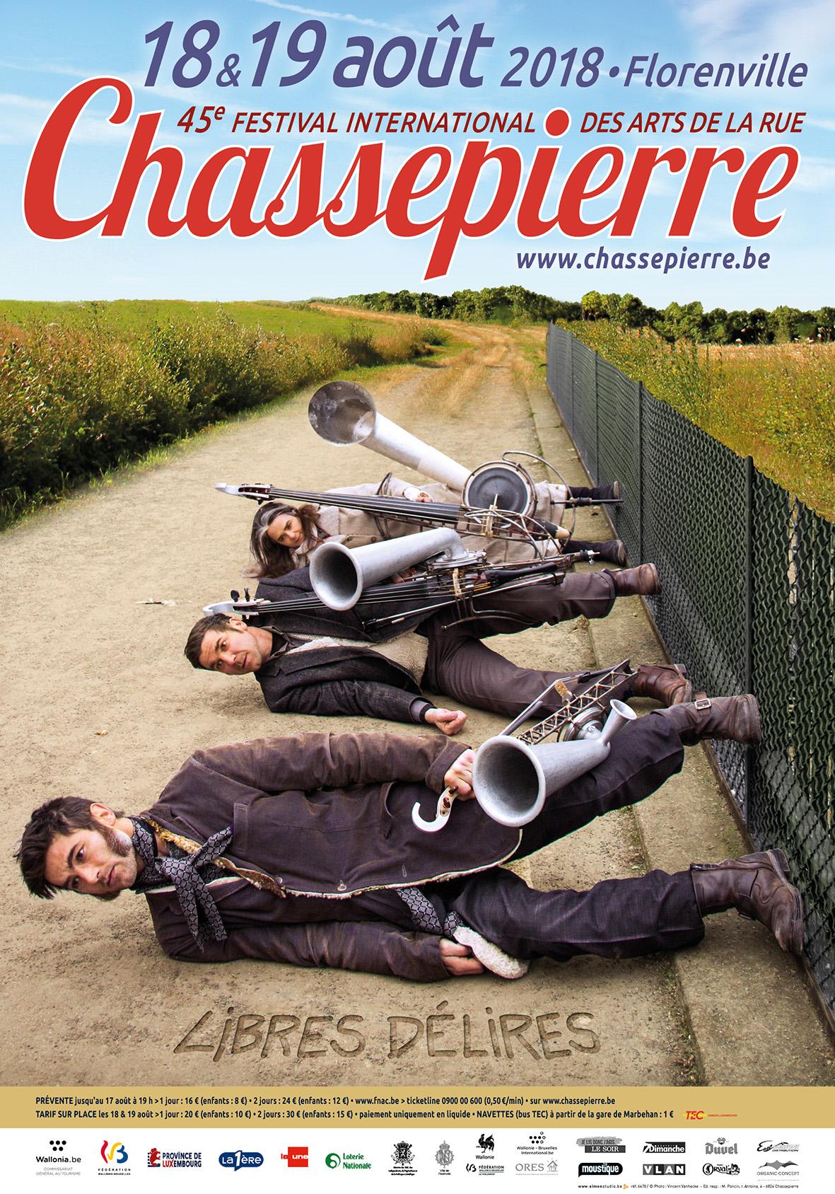 Fête des Artistes de Chassepierre @ Fête des Artistes à Chassepierre | Florenville | Wallonie | Belgique
