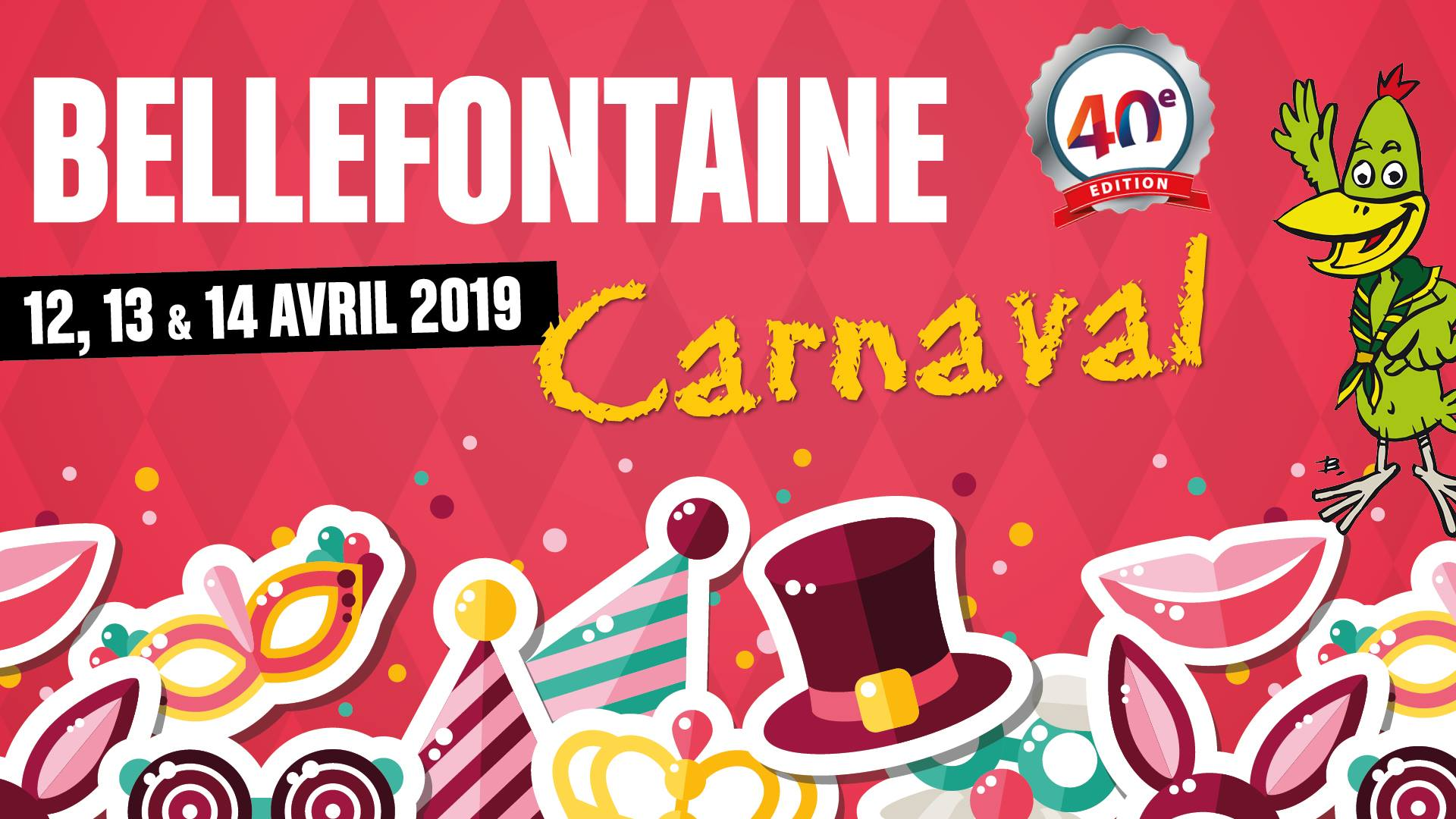 Carnaval de Bellefontaine @ Bellefontaine