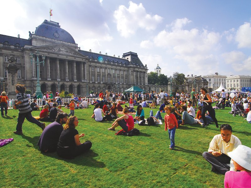 Bucolic Brussels - Bruxelles champêtre @ Parc Royale  | Bruxelles | Bruxelles | Belgique